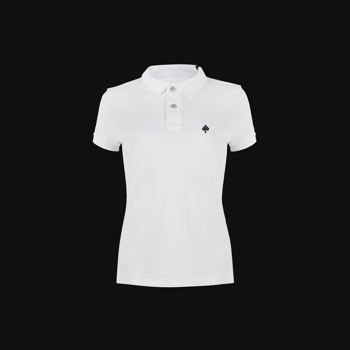 The White Ace polo for woman