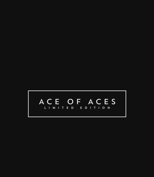 The exclusive Limited Edition of Ace of Aces